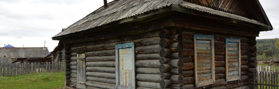 Нежилое здание с земельным участком в деревне Коневка.